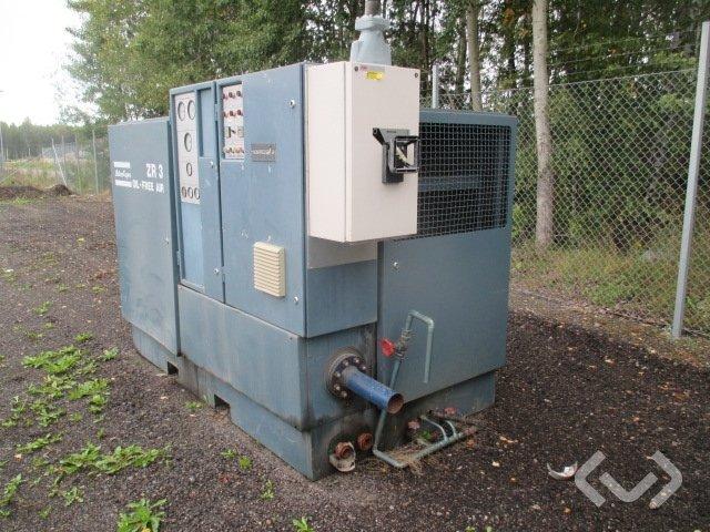 Atlas Copco ZR3 compressor