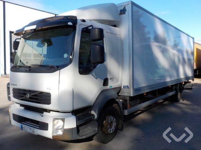 Volvo FL280 (Euro 5) 4x2 Box (tail lift) - 09