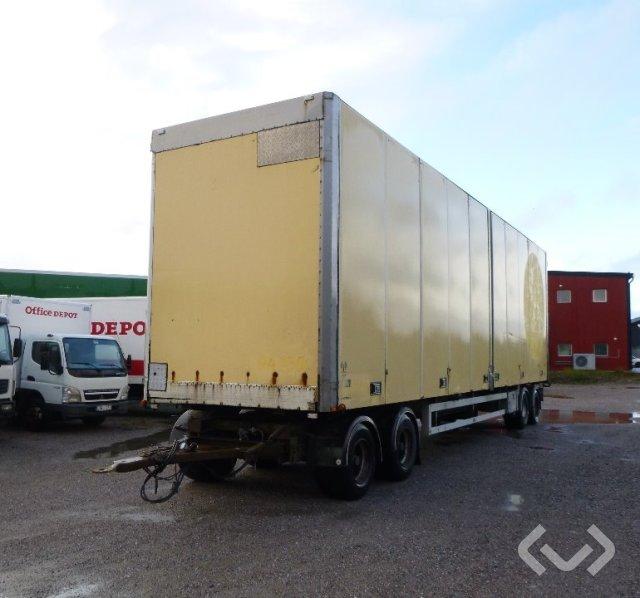 Närko D4ZB11L61 4-axlar Box - 01