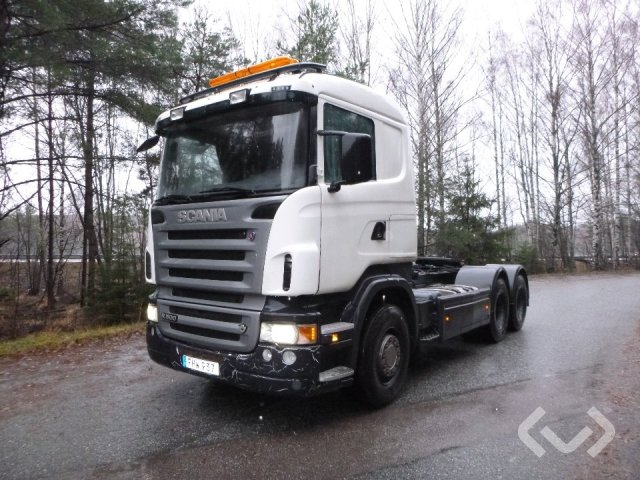 Scania R500LBHHA 6x4 Tractor - 08
