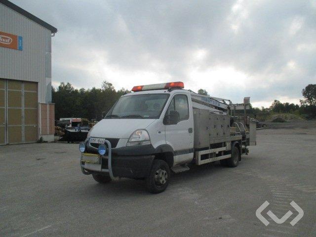 Renault MASCOTT 4x2 Skylift - 06