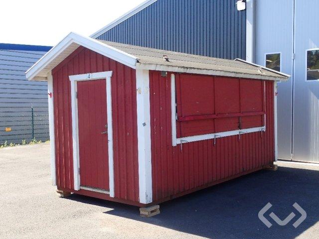 Cottage/ event shed