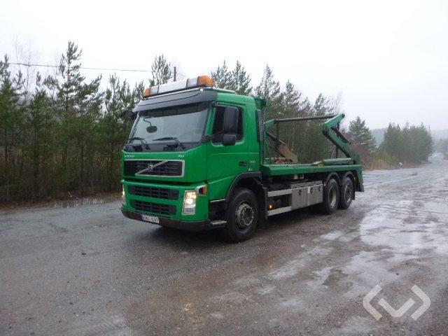 Volvo FM380 6x2 Liftdumper - 09
