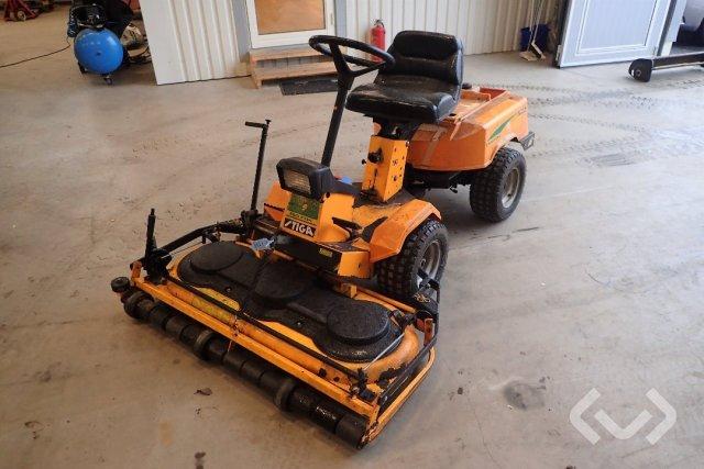 Stiga Park 16 HST Pro Lawn Mower (repair item)