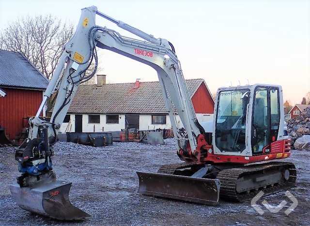 Take-Job / Takeuchi TB290 Tracked excavator - 15