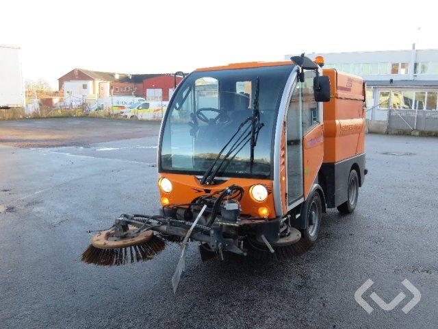 Bucher Citycat 2020 Sweeper (rep. Object) - 07