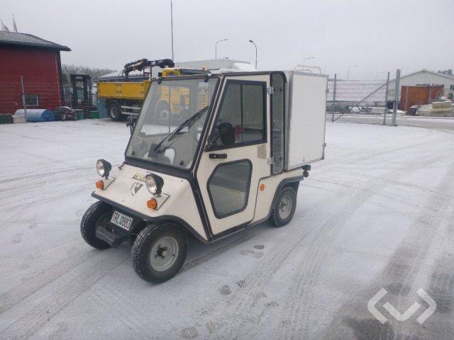 Melex 252 48v electric vehicle - 03