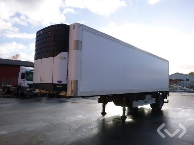 Fliegl SES260 1-axel Box Trailer (chillers + tail lift) - 08