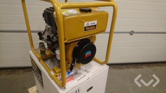 ROBIN PTD206T slurry pumps 10 pcs (new)