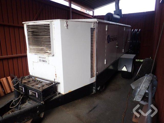 Asea generator 242 kVa - 73