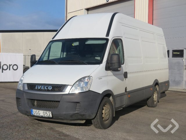 Iveco Daily 35 3.0 HPI EEV (140hk) 4x2 Box - 11