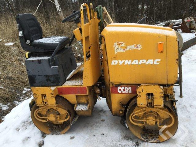 Dynapac CC92 Roller - 95