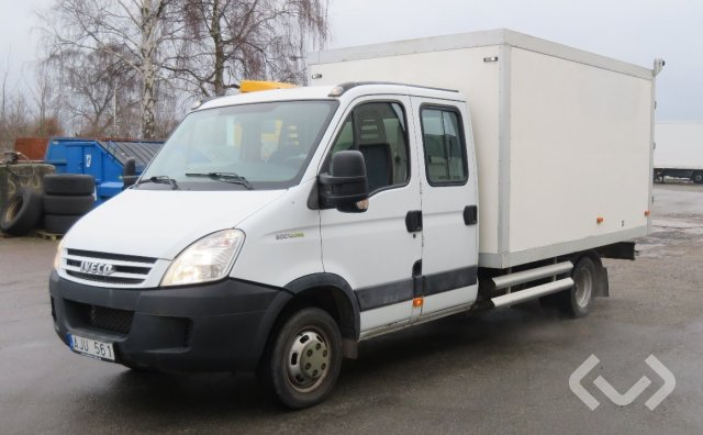 Iveco Daily 50 3.0 CNG (136hp) (Rep. item) 4x2 Box - 09