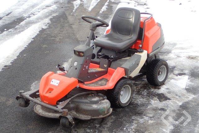 Husqvarna PR17 Lawn mower - 08