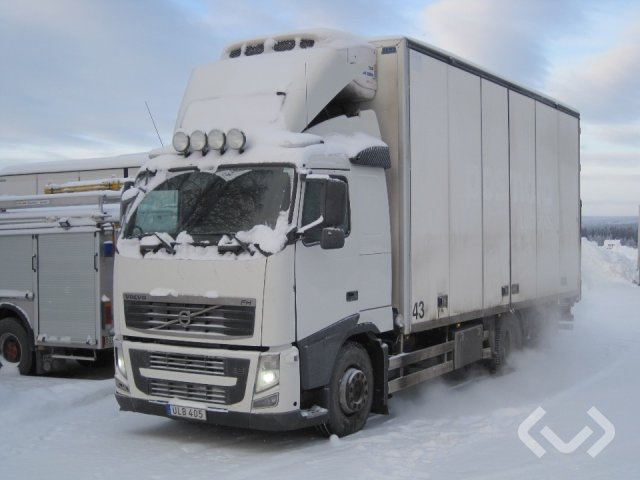 Volvo FH460 6x2 Box (Cooler + bg-lift + side doors) - 11
