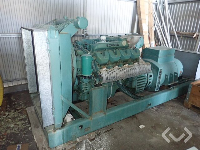 Stamford generator 250 kVa