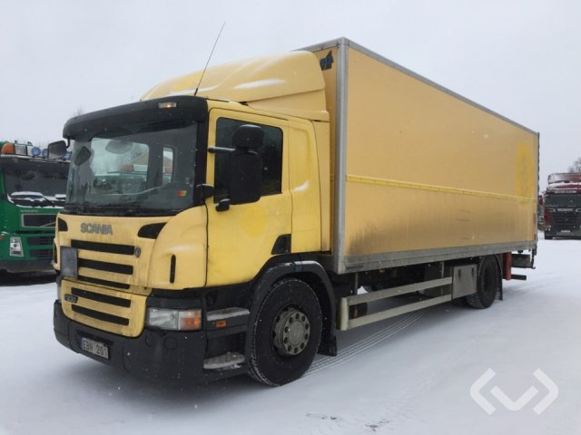 Scania P230LB MNB (export only) 4x2 Box (tail lift) - 07