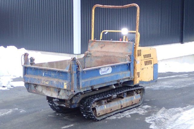 Canycom Mini Dumper
