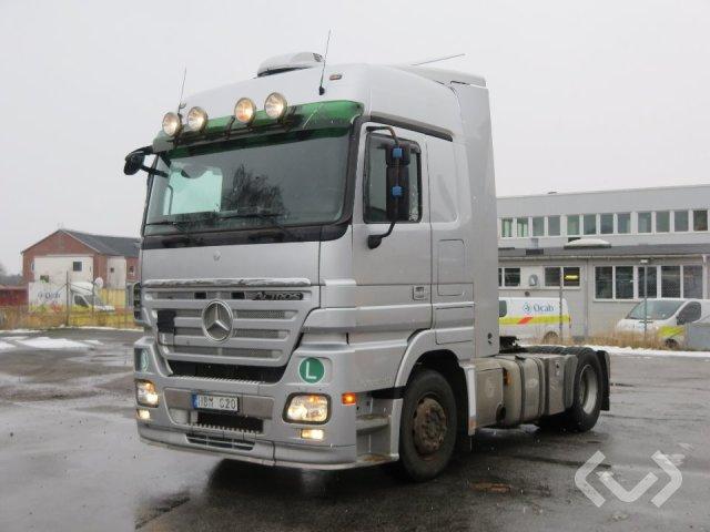 Mercedes-Benz 1844 LS 4x2 Tractor - 08