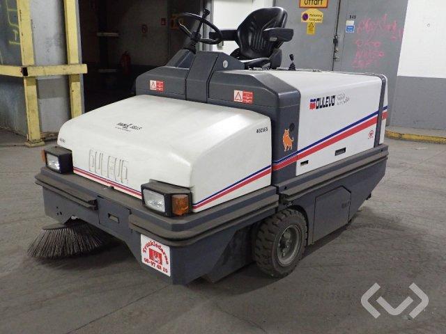 Dulevo 100 DK Sweeper - 07