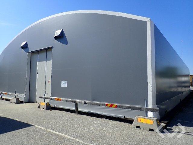 PMH storage tents 500 m2