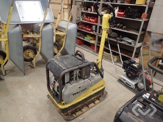 Wacker DPU 5045H compactor - 07
