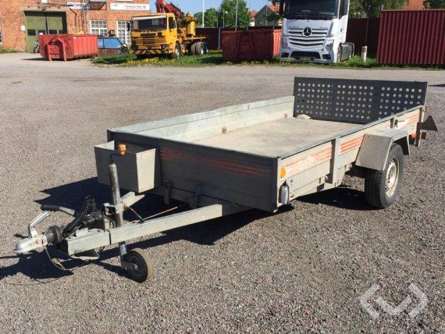 Sävsjö SSEL 1000-T trailer - 93