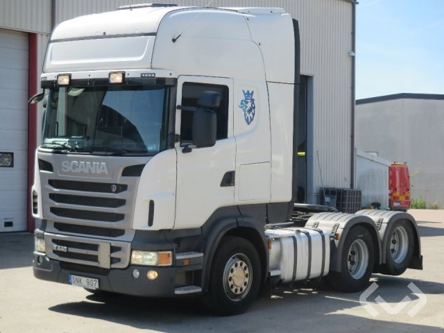 Scania R440LAMNB 6x2 Tractor - 11