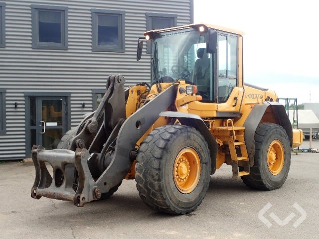 Volvo L70F Wheel loader - 10