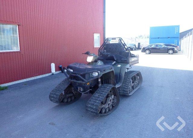 Polaris SPORTSMAN Forest 800 6X6 Big Boss ATV (bandsats+hjul) - 14