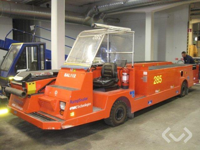 FMC Rampsnake belt loader 626-3100-125