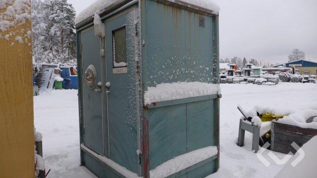 HTM TYPE M1301-1TA-1-160, 2pcs toilet cabins
