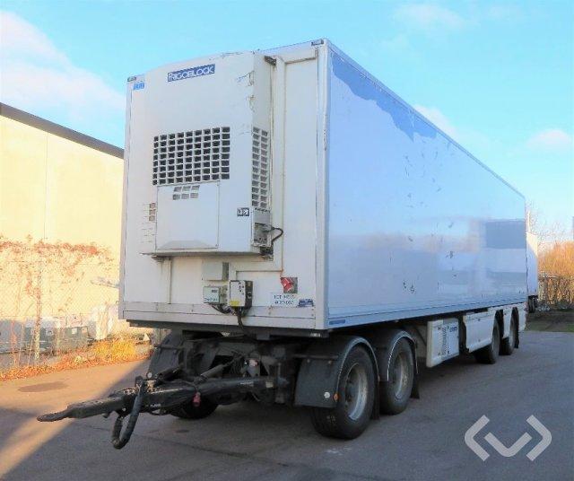 HFR HFR 4-axlar Box trailer (chiller + tail lift) - 13
