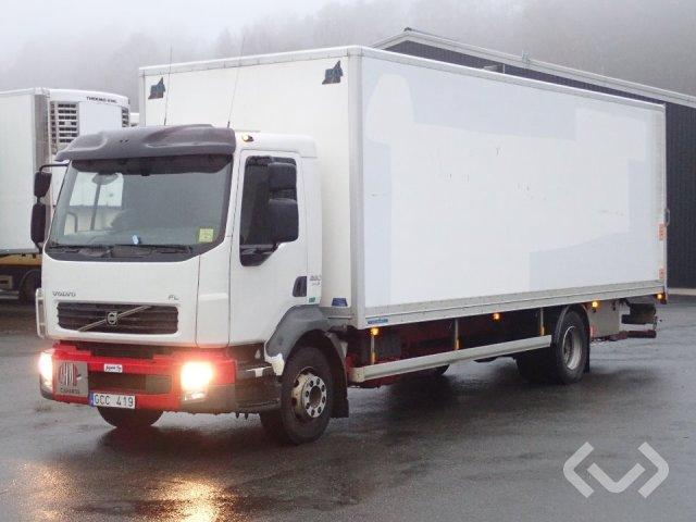 Volvo FL280 4x2 Box (tail lift) - 07