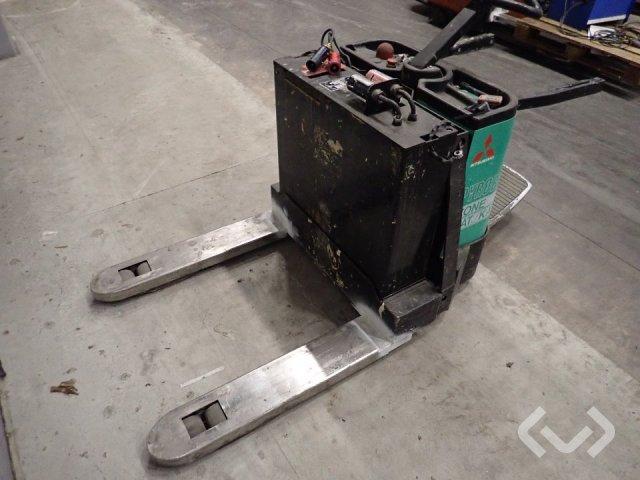 Mitsubishi PBV20K forklift (Repair item) - 03