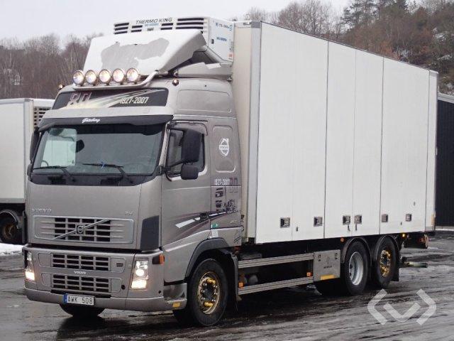 Volvo FH480 6x2 Box (Cooler + bg-lift + side doors) - 08