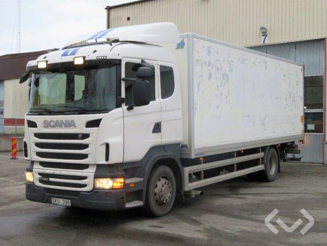 Scania R360LBHNA 4x2 Box (tail lift) - 12