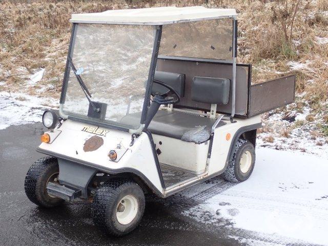 Melex 252 Golf cart