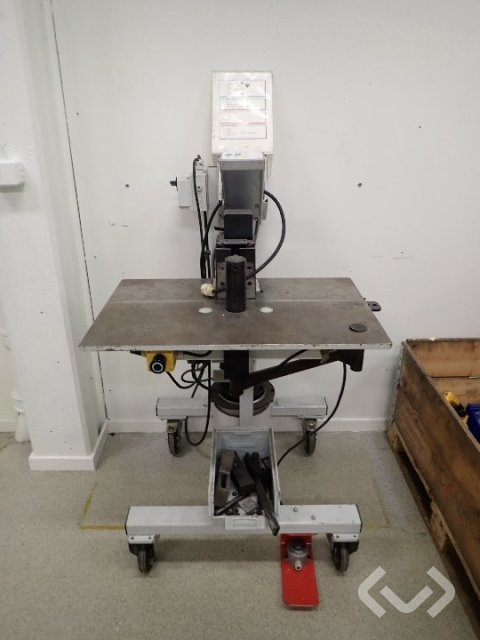 Novopress BGD bocking machine & HSBL 2420 Copper hole punch - 94
