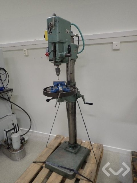 Arboga G2508 Pillar Drill & Copper Saw
