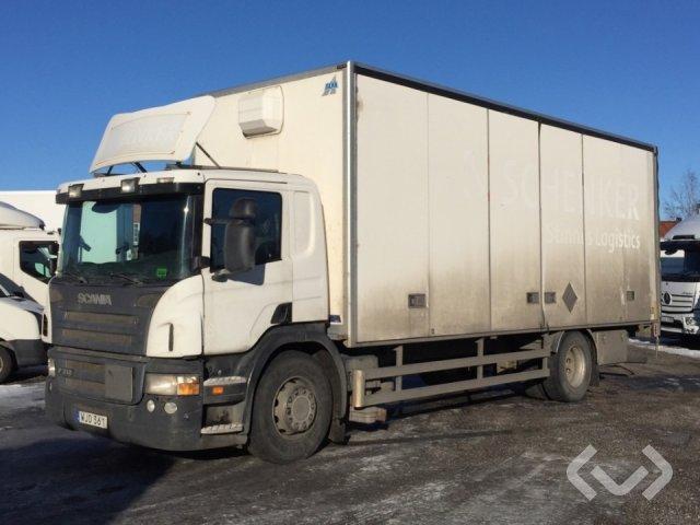 Scania P310DB MNB 4x2 Box (tail lift) - 05