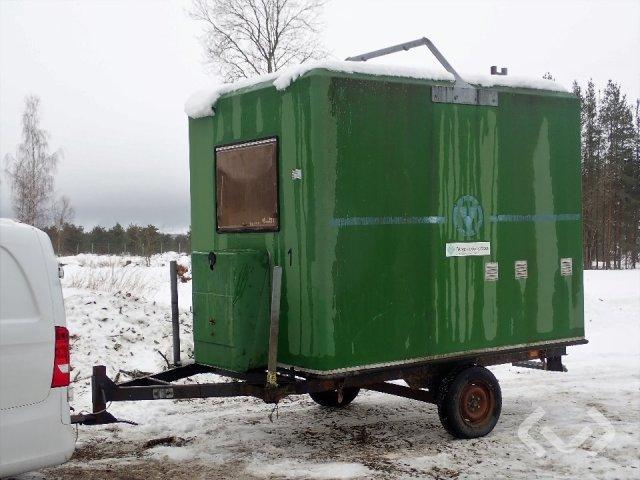 Orustvagn P3 Forest Crew Wagon - 87