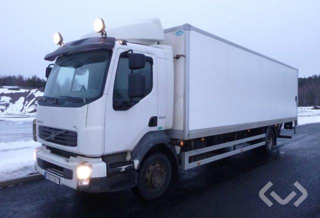 Volvo FL240 HP 42R 4x2 Box (tail lift) - 07