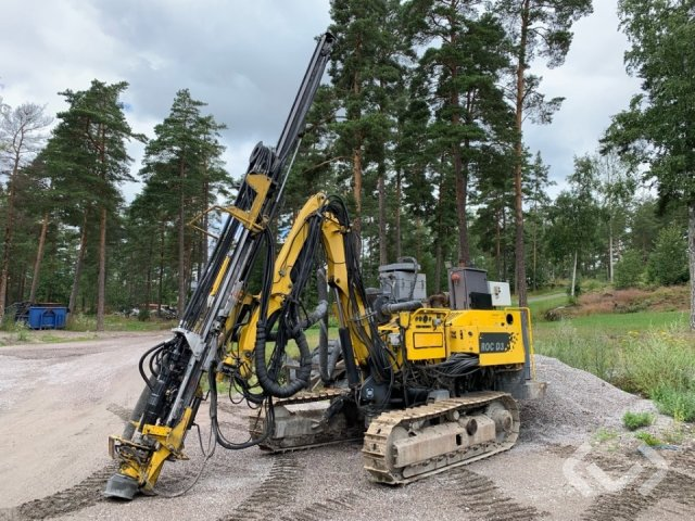 Buy a used Atlas Copco Drilling rig for surface drilling ROC