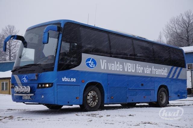 Volvo CARRUS B12M ( Rep. objekt ) 4x2 Buss - 01