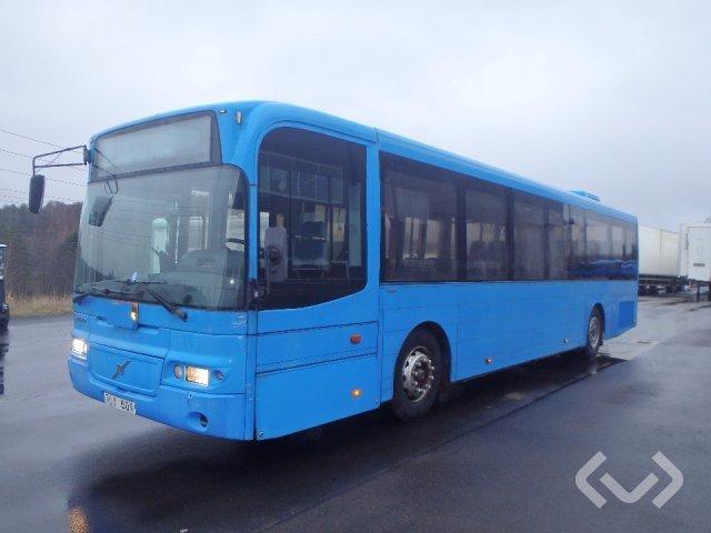 Volvo B12BLE 2-axlar Linjebuss - 03
