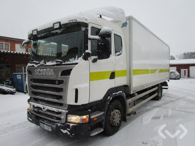 Scania R360LBHNA 4x2 Skåp (bg-lyft) - 12