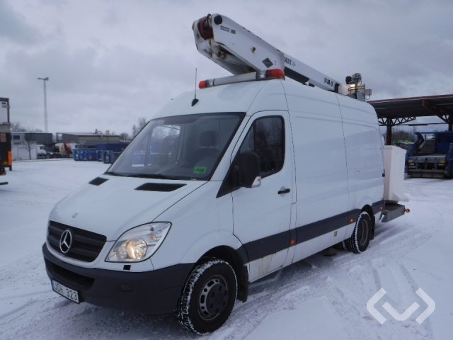Mercedes Sprinter 515 CDI (150hk) 4x2 Skylift - 08