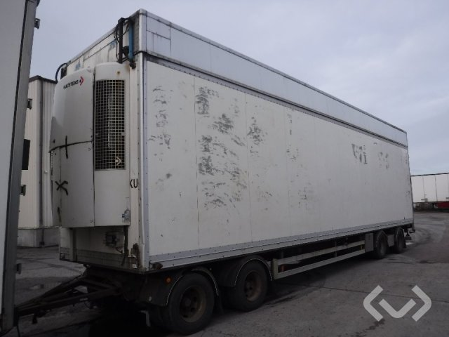BRIAB SBLB4C-36-123 4-axlar Skåp - Kylaggregat - 02