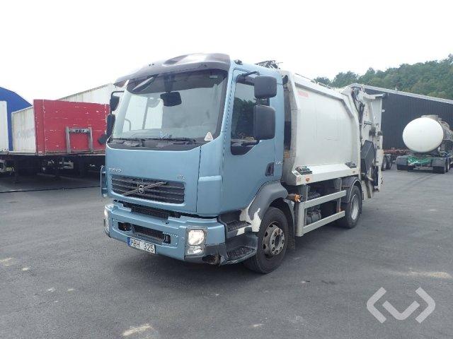 Volvo FLL 240 4x2 Sopbil (baklastare) - 07